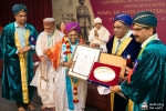 Amma Doctorado Honorario Universidad de Mysore