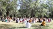Retiro con Br. Shubamrita en El Escorial (Madrid)