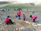 Plantación Bosque Govinda en Bernuy (Segovia) el Sábado 9 de Abril