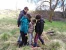Nueva plantación de árboles en Segovia