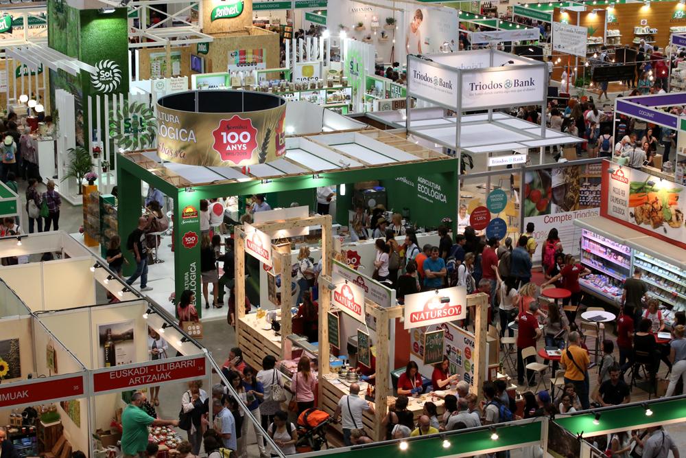 Feria biocultura en barcelona 5 6 7 y 8 de mayo for Proximas ferias en barcelona