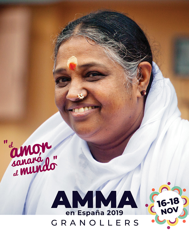 Amma's European Tour 2019