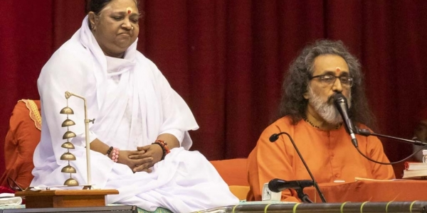COVID-19 is Nature telling humankind to mend its ways, says Amma on 67th Birthday
